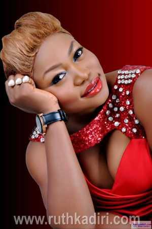 Shocking!!! Nigerian Actress, Ruth Kadiri Turns Lesbian, See the Pictures That Got People Talking [Images]